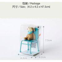 树脂工艺品 热卖磁铁 树脂磁性冰箱贴 赛铃创意 椅子便签夹