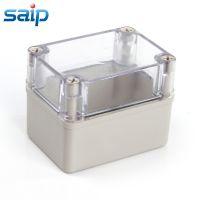 80*110*85电缆接线盒 透明塑料防水盒 防水密封盒 接线盒 电源盒