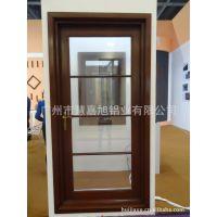 广州出口定制铝合金门 平开门卫生间 广州门窗厂