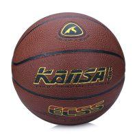 篮球狂神官方正品 KS846篮球室内外标准比赛练习用球PU耐磨篮球