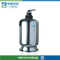 供应原水处理设备 软化水设备 1T/H