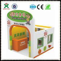 广州厂家供应幼儿园娃娃屋 儿童玩具小房子 幼儿园娃娃家