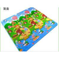 厂家批发直销婴儿爬行垫爬爬垫野餐垫 2*1.8米加厚1CM