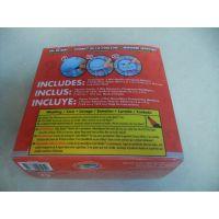专印PVC彩色包装盒   文具透明包装盒   pet透明盒子