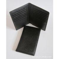 供应真皮仿皮名片卡包 多功能卡包 j竖款多功能卡包名片包