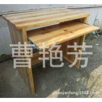 特价实木家用台式机电脑桌/笔记本电脑桌子现代简约家具批发M066