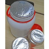 供应铝箔片,热熔胶铝箔封口垫片,玻璃瓶封口垫片,食品用铝箔封口垫片