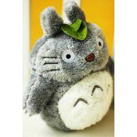 厂家直销 龙猫吸盘挂件 毛绒玩具 创意礼物 一件代发 招代理