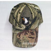 供应中国南方帽子生产基地 阳西帽子厂家 加工定做新款迷彩军帽平顶帽