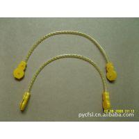 供应连体葫芦提手,金丝彩管手挽,透明软管拎手,塑料提把