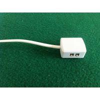 厂家供应 灯具并联分线盒 四孔端子接线盒