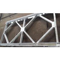 供应镀锌贝雷片贝雷钢桥生产厂家专业生产钢便桥及钢桥配件