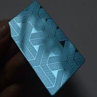 供应彩色镜面不锈钢板 304真空镀不锈钢板 宝石蓝8K不锈钢板