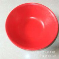 密胺美耐皿饭店大餐碗 加厚红黑餐碗混批 厂家直销 日用百货批发