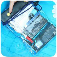 旅行漂流游泳潜水必备 相机杂物钱包手机防水袋批发 大号三层防水