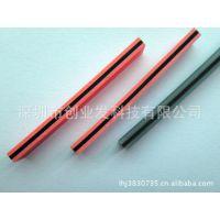 批发LCD泡棉垫条,硅胶绝缘导电条,导电胶条