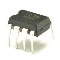 原装直插NE555P NE555N 单高精度定时器DIP SOP IC芯片可开发票