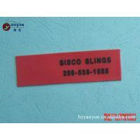 供应杭州服装商标厂家 硅胶商标订做 童装商标定制