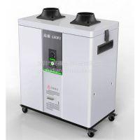 工业吸尘设备双臂式焊接烟尘净化器 北京焊接烟尘净化器厂家/报价