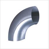 供应(304-316不锈钢90度焊接式卫生级管件弯头) 厂家直销