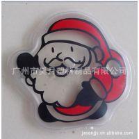 供应冬季圣诞系列自发热暖手袋 PVC暖手宝 免充电热水袋 厂家批发