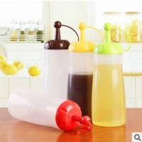 防漏调料瓶 密封防漏食用油壶液体调味瓶 调味罐酱汁果酱瓶50g