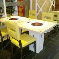 海德利厂家直销课桌椅配件火锅桌椅定做专业定做网吧桌椅二手餐厅餐桌餐椅 广州批发代理