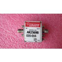 AR2569B035-016 5-3200MHz 17dB 23dBm SMA 低噪声微波宽带放大器