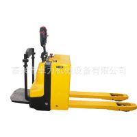 上海全电动托盘搬运车,电动叉车,踏板式电动搬运车