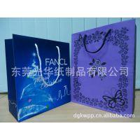 广东东莞机制手提黄牛皮/白牛皮纸袋,铜版纸袋(手提纸袋)定做厂家
