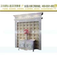 福州人造石厂家 人造透光板天然纹背景墙玉石板材