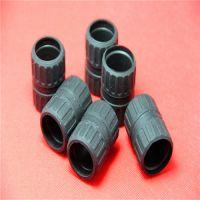 中山厂家供应摄影器材橡胶配件 耐磨防滑减震橡胶胶套 三脚架护套