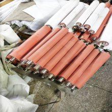 深圳厂家、印花染色胶滚、退浆机胶辊、烘干机胶棍、造纸设备胶辊