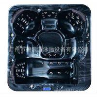 广州碧浪供应一躺五座按摩浴缸/水疗桑拿设备/按摩健材