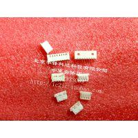 1.25MM-2P 2芯条形连接器接插件 小白座 接线端子 插座+插头+簧片