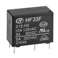 供应国产原装宏发小功率继电器HF33FF-012-HS 12DC