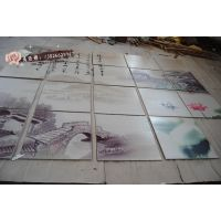 福建玻璃幕墙打印机 户外玻璃打印机 UV平板打印机价格