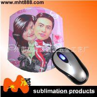 热转印空白耗材 鼠标垫T04-2 个性DIY鼠标垫  可印照片礼品鼠标垫