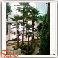 供应金山葵 园艺装饰仿真棕榈树 室内外无公害装饰树