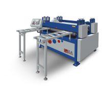 供应亨达实木复合木板双端锯MJD1300-2