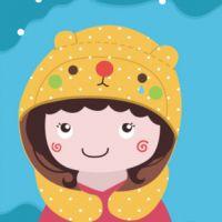 GISMO瞌睡虫卡通汽车旅行 靠枕毛绒U型护颈枕带眼罩