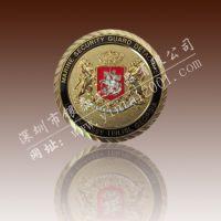 蛇年镀金纪念章厂家,蛇年镀金纪念币制作生产厂家-银泰!