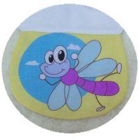 母婴全棉 纱布吸汗巾 隔汗巾小蜻蜓 婴儿用品外贸厂家批发