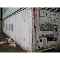 供应二手冷藏冷冻集装箱,冷鲜保温集装箱