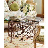 田园铁艺 时尚 成套桌椅 餐桌椅 Iron furniture 创意桌椅 批发f3