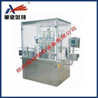 供应6头膏粘体灌装机,全自动膏体灌装机、(AT-GT-L6型)