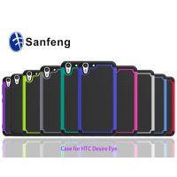 htc型号手机壳 HTC 910三合一足球纹手机保护套 tpu手机壳