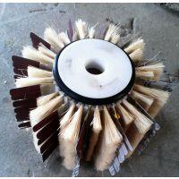 供应供应BSA砂布轮,剑麻砂布打磨毛刷,砂光机配机毛刷
