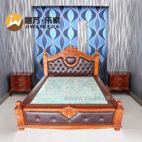 继万乐家天然玉石床垫 温控保健养生高档家具寝具