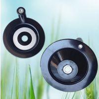 供应内波手轮16*160规格 胶木圆波纹手轮 可折带手柄 质量保证